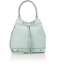 Milly Women's Astor Bucket Bag Light Green
