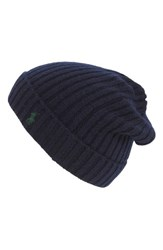 Polo Ralph Lauren Men's Cashmere And Wool Beanie