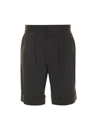 Cerruti Tailored Wool Shorts
