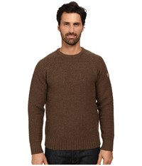 Fjall Raven S Rmland Roundneck Sweater Taupe Men's Sweater