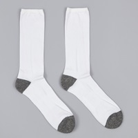 Norse Projects Bjarki Cotton Sock White