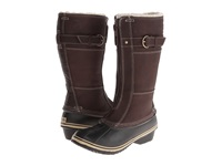Sorel Winter Fancy Tall Ii Grizzly Bear Black Women's Boots