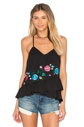 Vava By Joy Han Kamari Tank Black