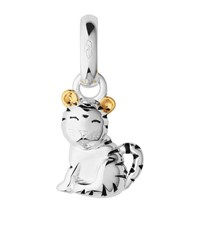 Links Of London Chinese Zodiac Tiger Charm Female Yellow Gold