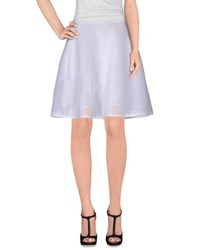 Tonello Skirts Knee Length Skirts Women White