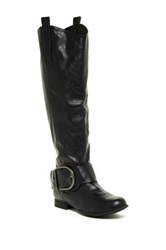 Charles Albert Tall Boot Black