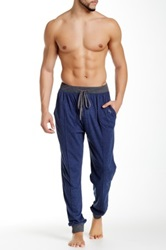 Kenneth Cole Jogger Solid Pant Blue