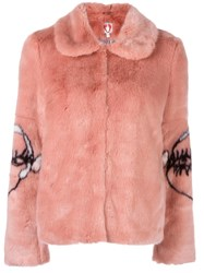 Shrimps 'Junior' Jacket Pink Purple