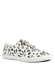 Bucketfeet Nature Canvas Lace Up Sneakers