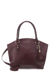 Anna Field Tote Bag Bordeaux
