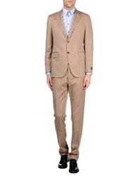 Tombolini Suits Camel
