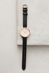 Anthropologie Scalloped Watch Copper