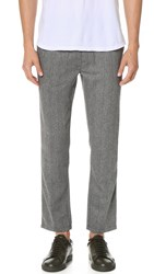 Native Youth Meteor Trousers Grey