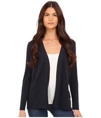 Kate Spade Open Cardigan Rich Navy Women's Sweater