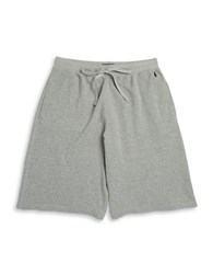 Polo Ralph Lauren Thermal Cotton Shorts Andover Heather