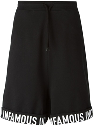 Ejxiii 'Infamous' Track Shorts