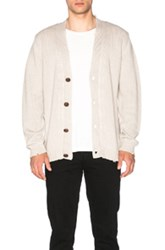 Golden Goose Paddy Cardigan In Neutrals