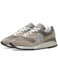 New Balance M9975gr Made In The Usa Grey