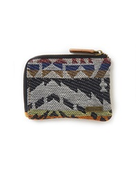 Icon Brand Wallet With Zip