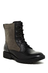 Born Malvin Leather Boot Black