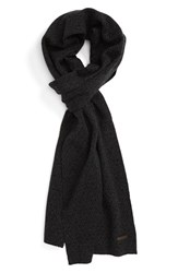 Ted Baker Men's London Lineup Cotton And Cashmere Scarf