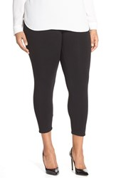 Plus Size Women's Nordstrom 'Go To' Skimmer Leggings