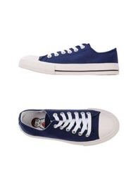 Tosca Blu Low Tops And Trainers Dark Blue