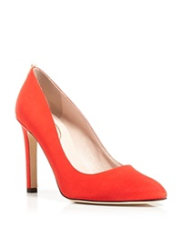 Sjp Collection By Sarah Jessica Parker Sjp By Sarah Jessica Parker Pumps Lady Round Toe Poppy