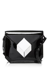 Pierre Hardy Prism Shoulder Bag Black