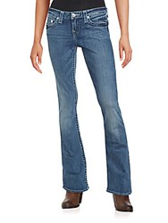 True Religion Bootcut Five Pocket Jeans Haze
