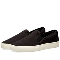 A.P.C. Ted Tennis Sneaker Black