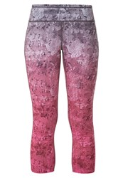 Rebecca Minkoff Grace Tights Rose Pink Sequin Multi