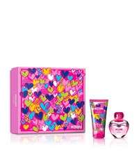 Moschino Pink Bouquet Coffret Edt 30Ml Unisex