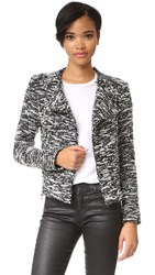 Generation Love Brittany Boucle Jacket Black
