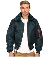 Alpha Industries B 15 Flight Jacket Navy Men's Coat