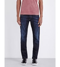 Replay Ronas Tapered Regular Fit Jeans Blue