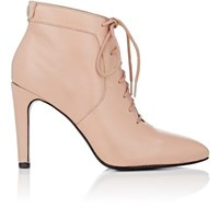 Opening Ceremony Women's Mirzam Leather Ankle Booties Pink Nude Pink Nude