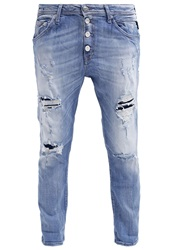 Replay Pilar Relaxed Fit Jeans Light Blue