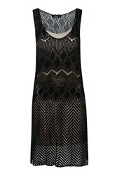 My Own Way Knitted Dress By Goldie Black