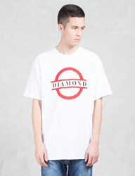 Diamond Supply Co. Tube Logo S S T Shirt