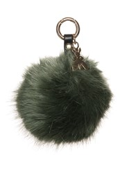 Patrizia Pepe Keyring Soft Green Light Green