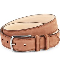 Duchamp Colorido Leather Belt Brown