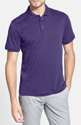 Men's Nordstrom Trim Fit Interlock Knit Polo