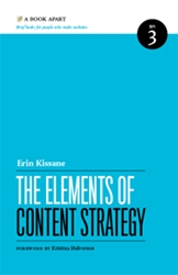 A Book Apart The Elements Of Content Strategy