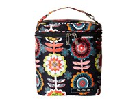 Ju Ju Be Fuel Cell Insulated Bag Dancing Dahlias Bags Black