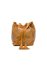 Twelfth St. By Cynthia Vincent Addison Bucket Bag Tan