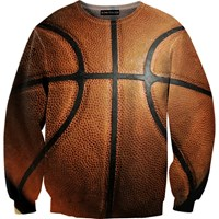 Aloha From Deer Baller Sweater Yellow Orange