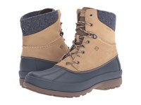 Sperry Cold Bay Sport Boot W Vibram Arctic Grip Taupe Men's Cold Weather Boots
