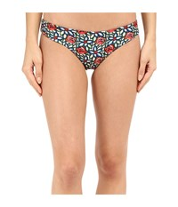 Beach Riot Florencia Marisol Bottom Florencia Women's Swimwear Silver