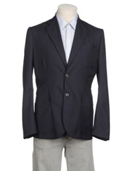 Christian Pellizzari Blazers Dark Blue